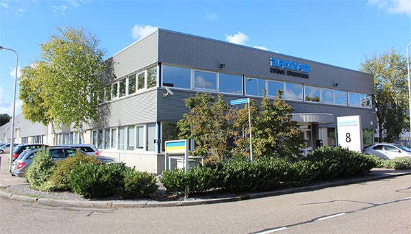 EuroNorm Drive Systems pand